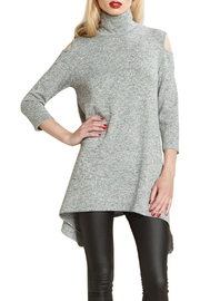 Clara Sunwoo Mock Neck Tunic - Product Mini Image