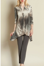 Clara Sunwoo Narrow V Tunic Top - Product Mini Image