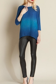 Clara Sunwoo Ombre Sweater - Front cropped