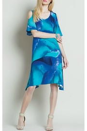 Clara Sunwoo Open Shoulder Dress - Product Mini Image
