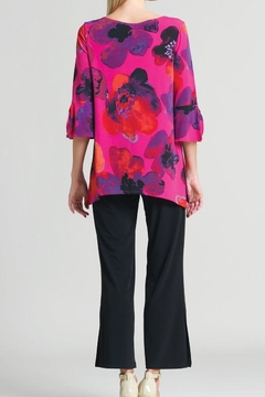 Clara Sunwoo Poppy Print Tunic - Alternate List Image