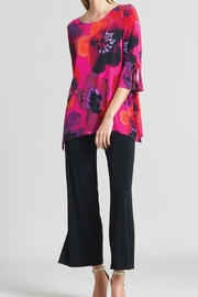 Clara Sunwoo Poppy Print Tunic - Product Mini Image