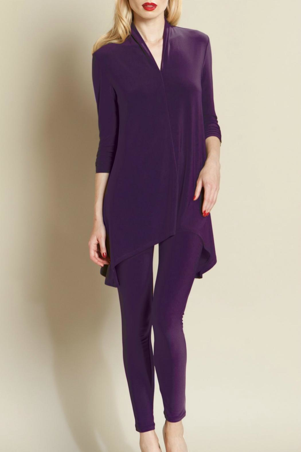Clara Sunwoo Ruched Sleeve Tunic - Main Image
