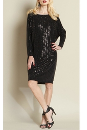 Clara Sunwoo Shimmer Tunic Dress - Product Mini Image