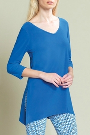 Clara Sunwoo Side Vent Tunic - Product Mini Image