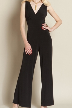 Clara Sunwoo Soft Knit Jumpsuit - Product List Image