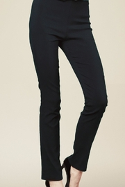 Clara Sunwoo Stretch Straight-Leg Pant - Front cropped