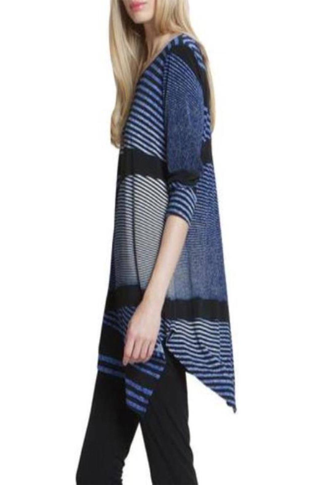 Clara Sunwoo Stripe Tunic Top - Main Image