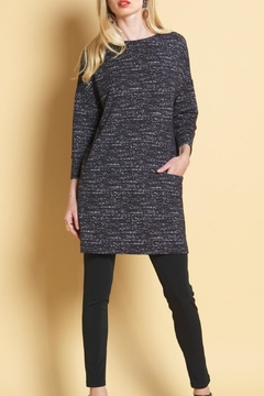 Shoptiques Product: Textured Sweater Tunic