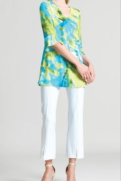 Clara Sunwoo Water-Color v-Neck Tunic - Product List Image