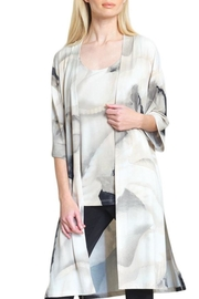 Clara Sunwoo Watercolor Kimono Duster - Product Mini Image