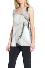 Clara Sunwoo Watercolor Mid-Length Tank - Product Mini Image