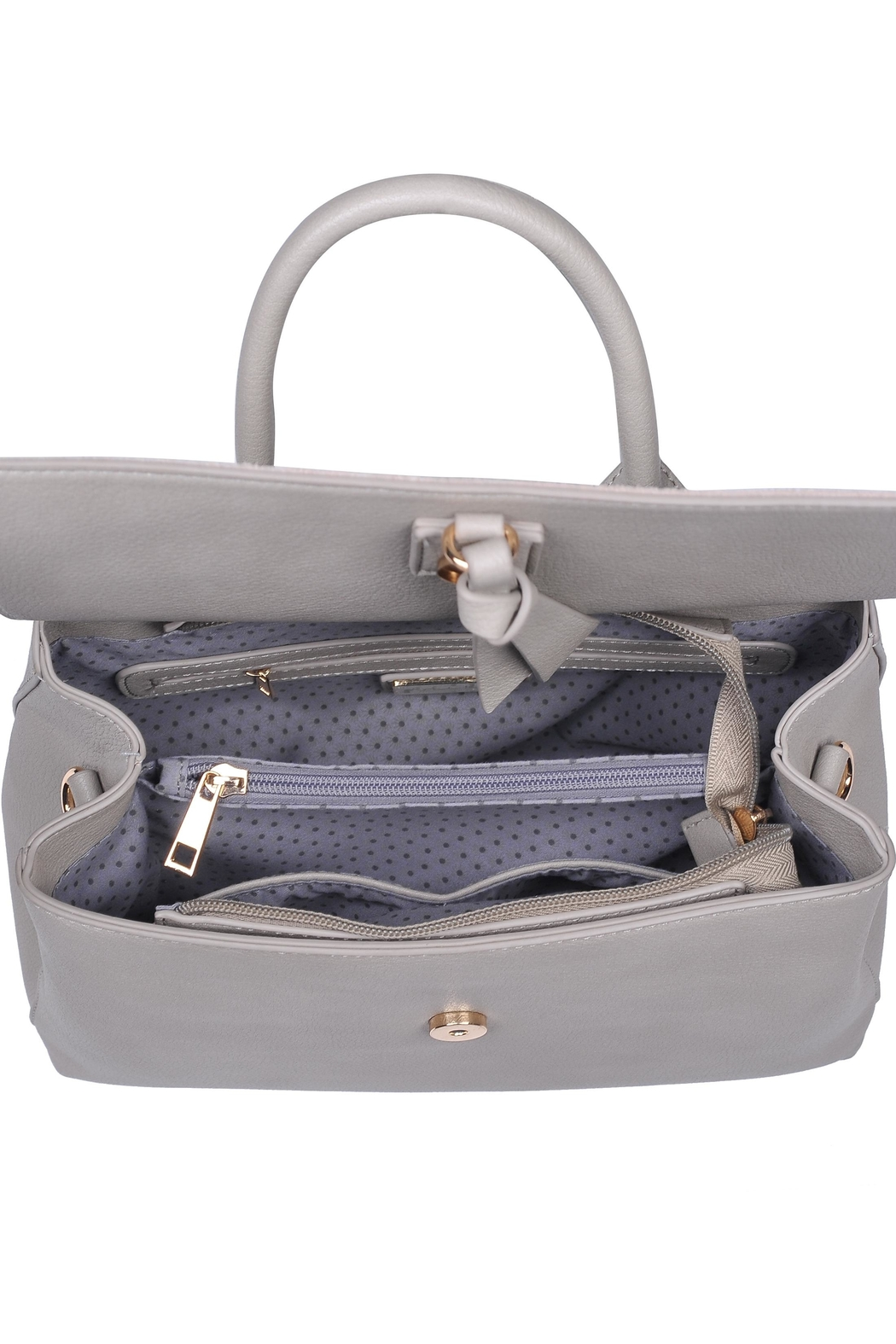 Moda Luxe Clare Bag - Side Cropped Image