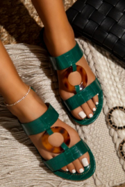 INSIGNIA Clare Sandals - Front cropped