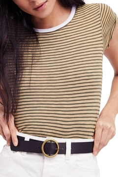 Shoptiques Product: Clare Stripe Tee