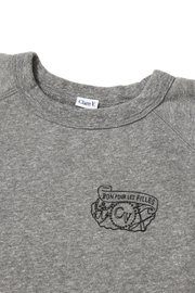 Clare V. Camp Fit Sweatshirt - Side cropped