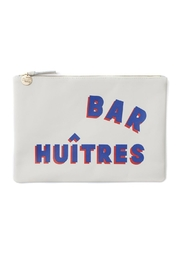 Clare V. Supreme Flat Clutch - Product Mini Image