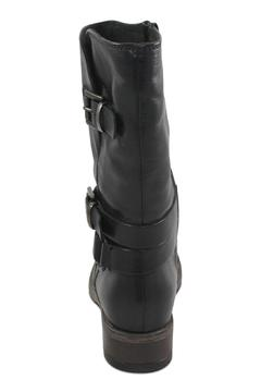 Shoptiques Product: Black Mid Boot