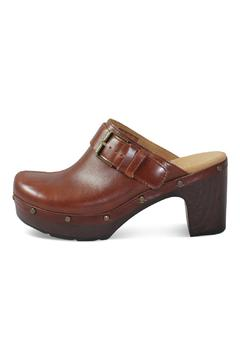 Shoptiques Product: Brown Fashion Clog