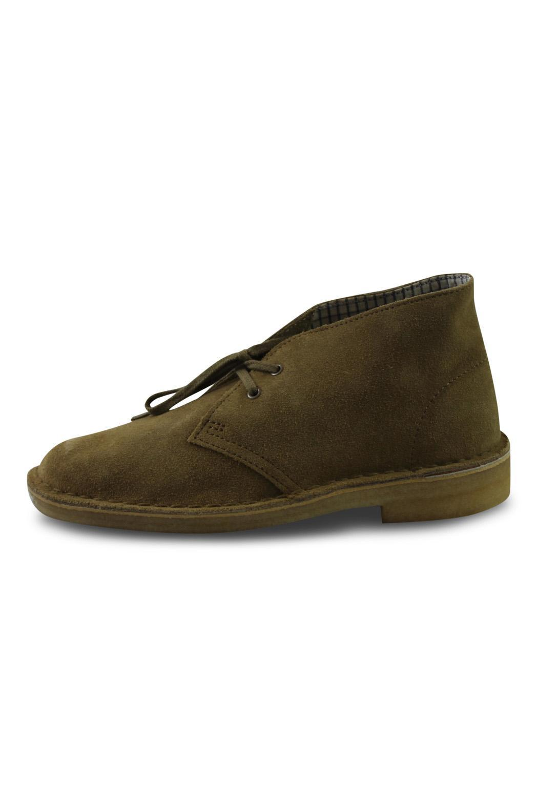 Tan Desert Boot