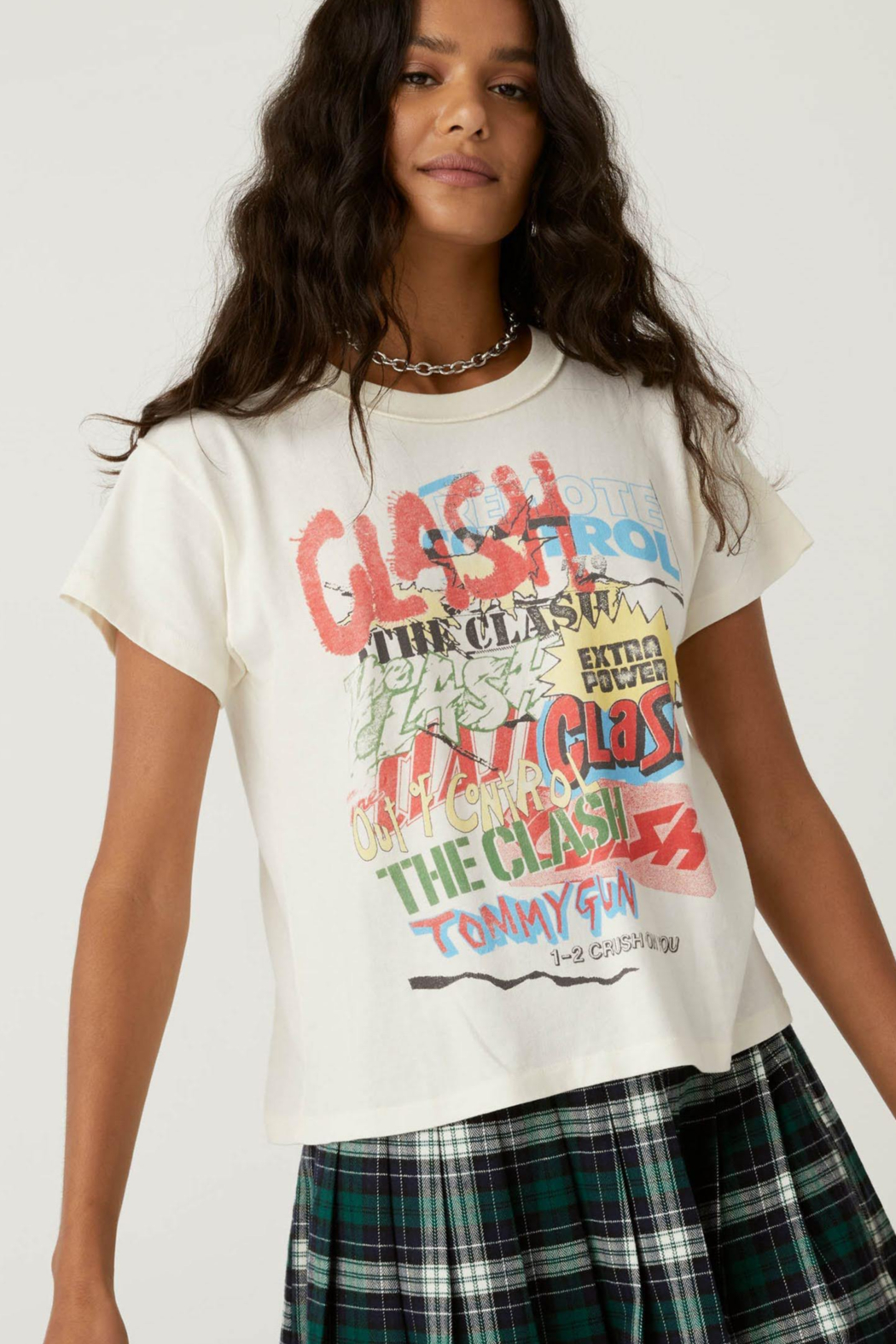 Daydreamer  Clash College Tee - Main Image