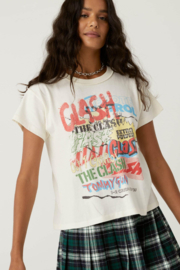 Daydreamer  Clash College Tee - Front cropped
