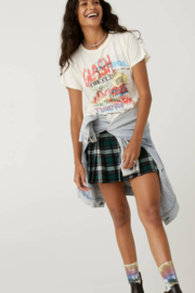 Daydreamer  Clash College Tee - Front full body