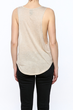 Classic As If Taupe Top - Alternate List Image