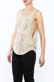 Classic As If Taupe Top - Product Mini Image