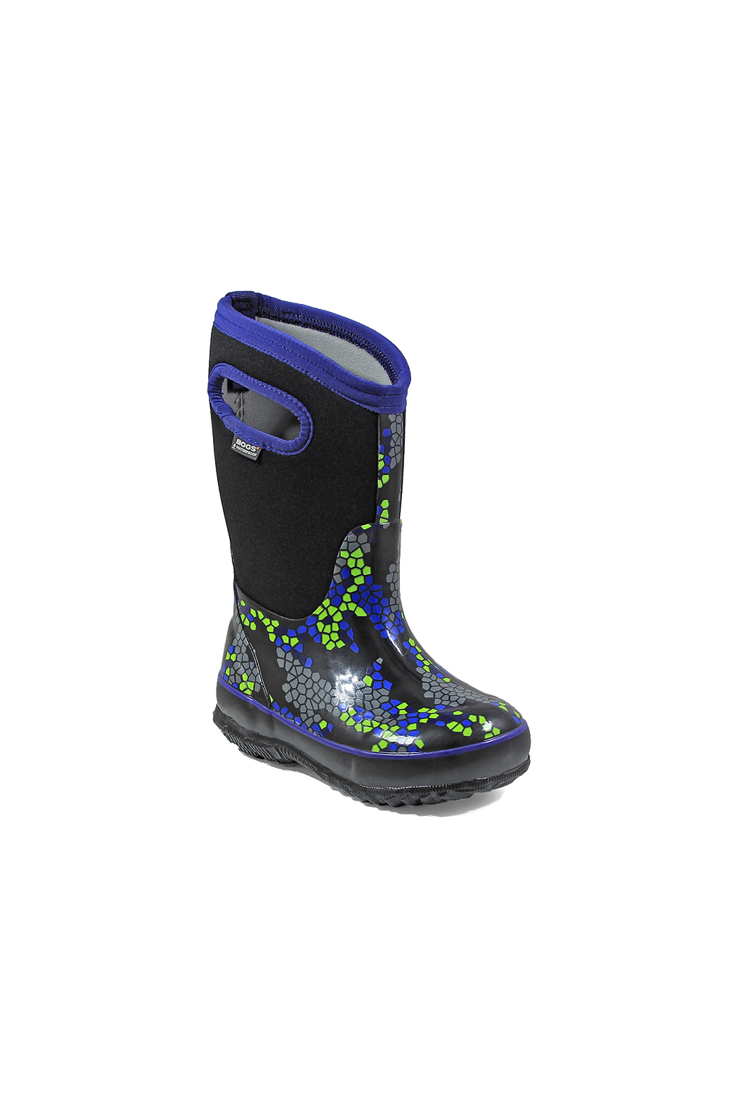 BOGS Classic Axel Kids Insulated Boots - Front Full Image