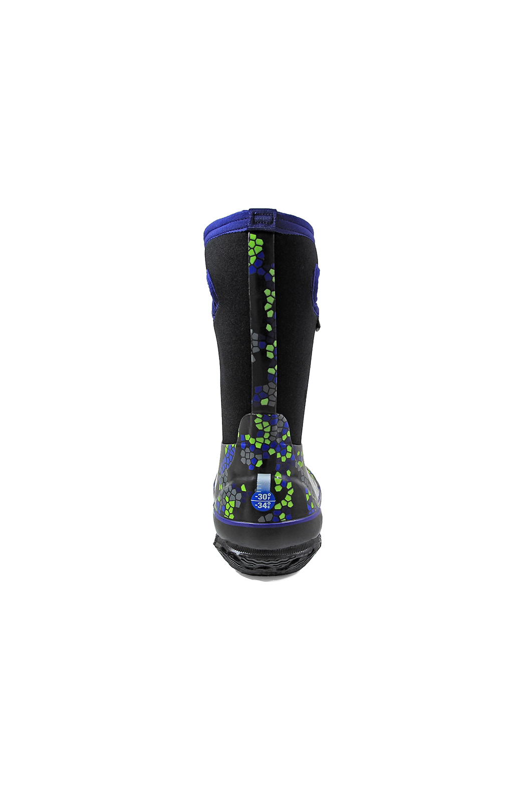 BOGS Classic Axel Kids Insulated Boots - Back Cropped Image