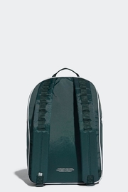 adidas Classic Backpack Green - Front full body