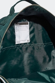 adidas Classic Backpack Green - Back cropped