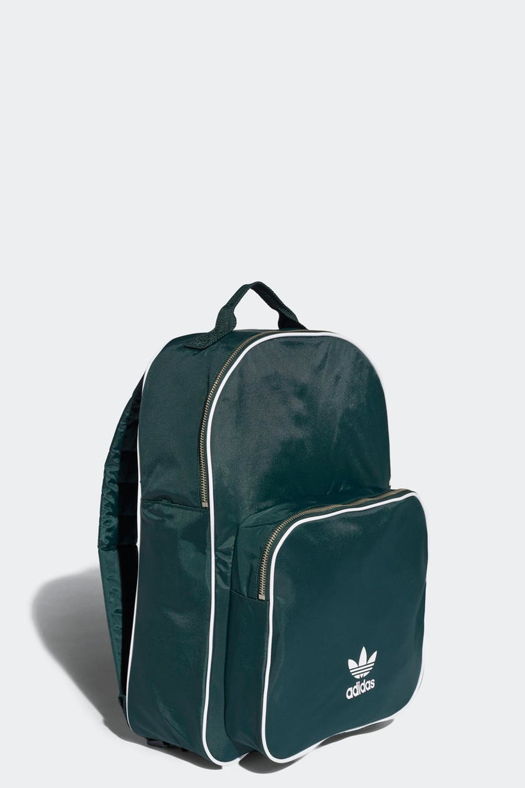adidas Classic Backpack Green - Side Cropped Image