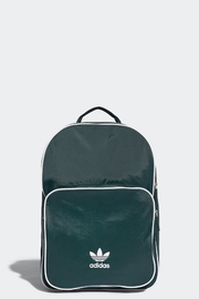 adidas Classic Backpack Green - Front cropped
