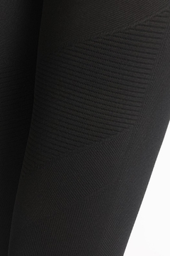 Nikibiki Classic Black Legging - Alternate List Image
