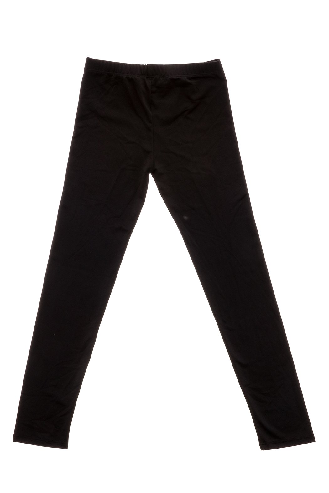 Rock Candy Classic Black Leggings - Back Cropped Image