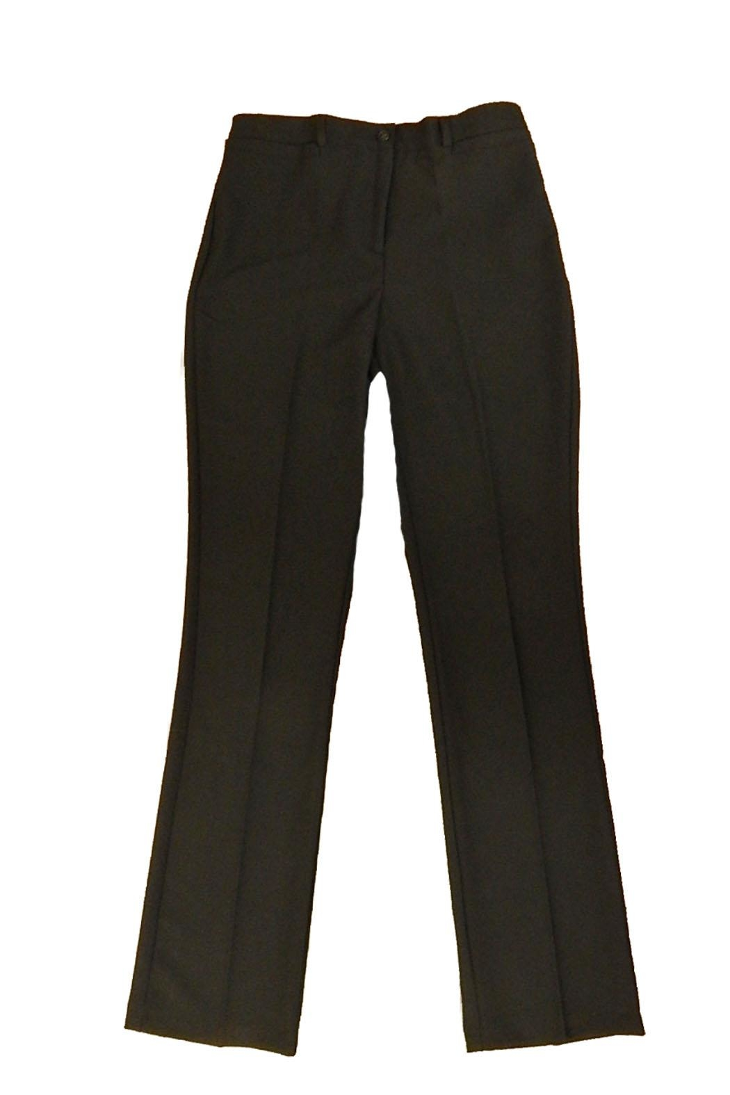 Tribal Classic Black Pants - Front Full Image