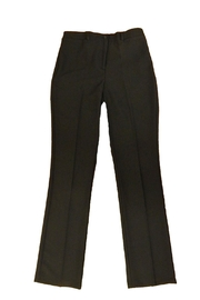 Tribal Classic Black Pants - Front full body