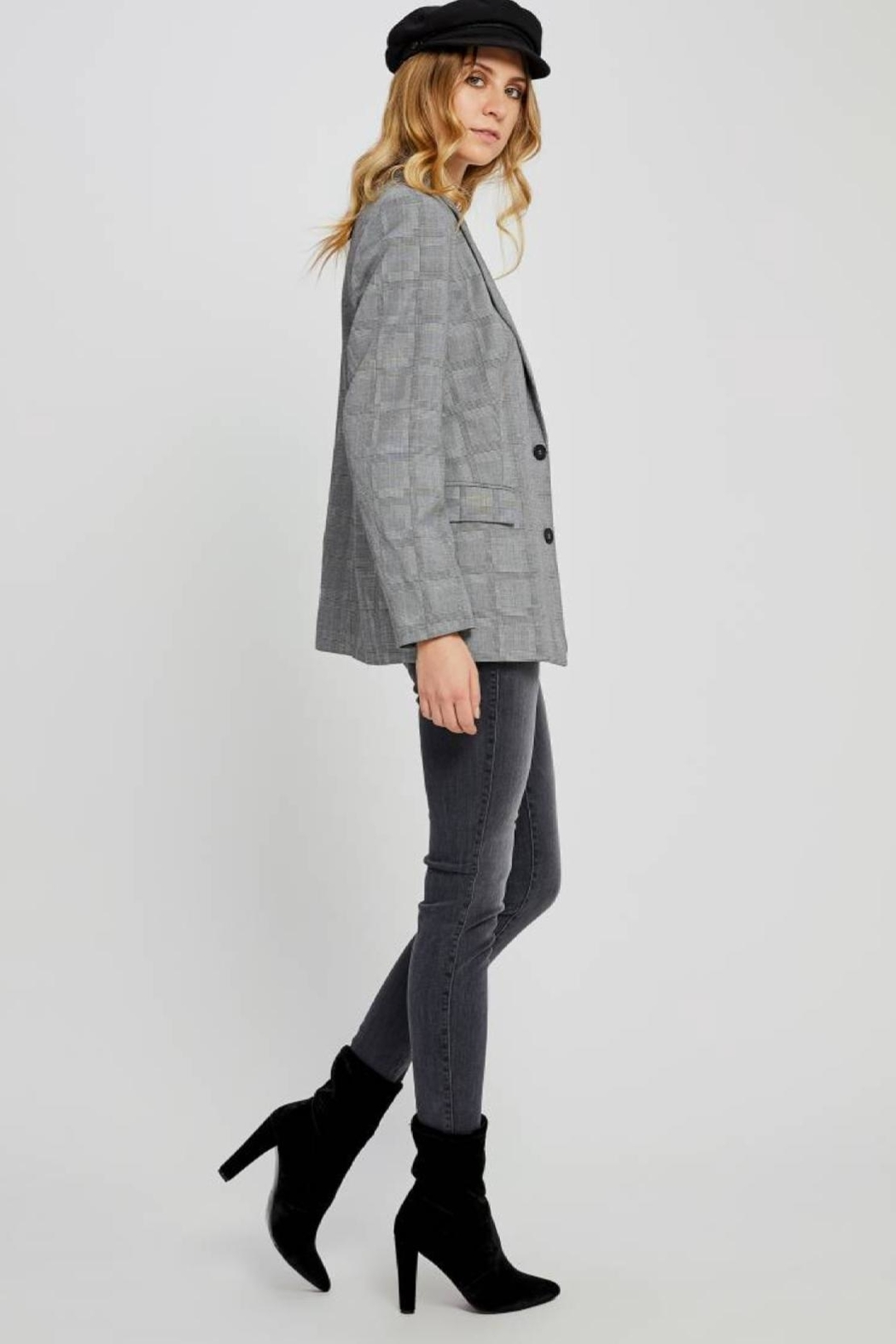 Gentle Fawn Classic Blazer - Front Full Image