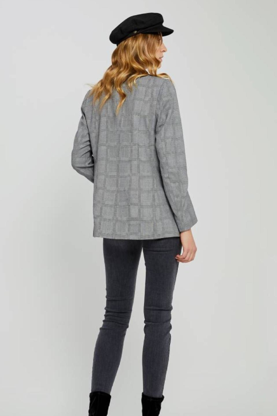 Gentle Fawn Classic Blazer - Side Cropped Image