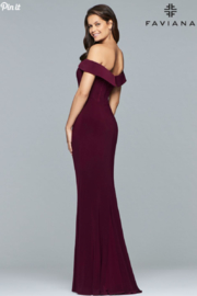 Faviana Classic, Classy Gown - Front full body