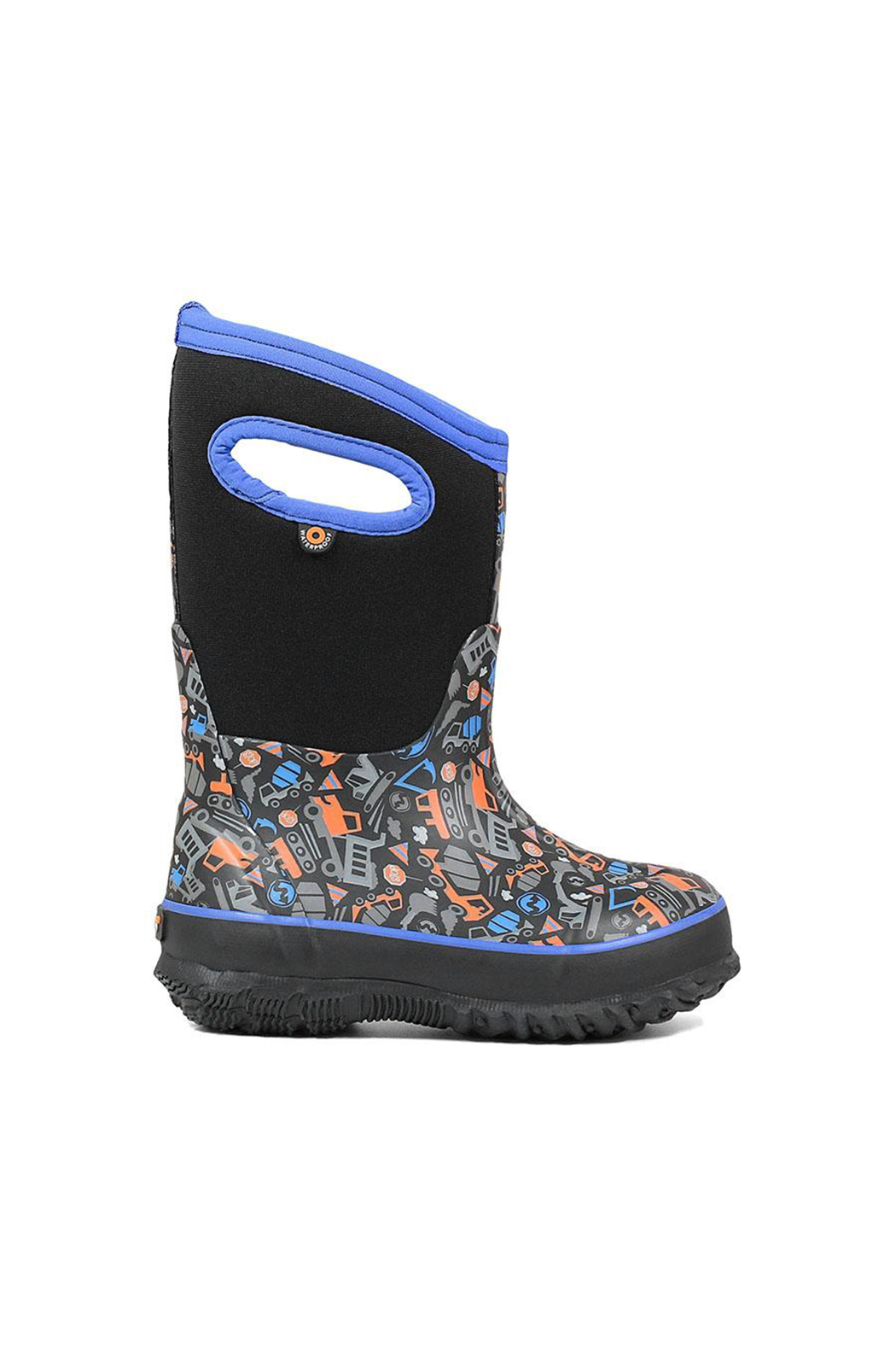 BOGS Classic Construction Kids Insulated Boots - Main Image