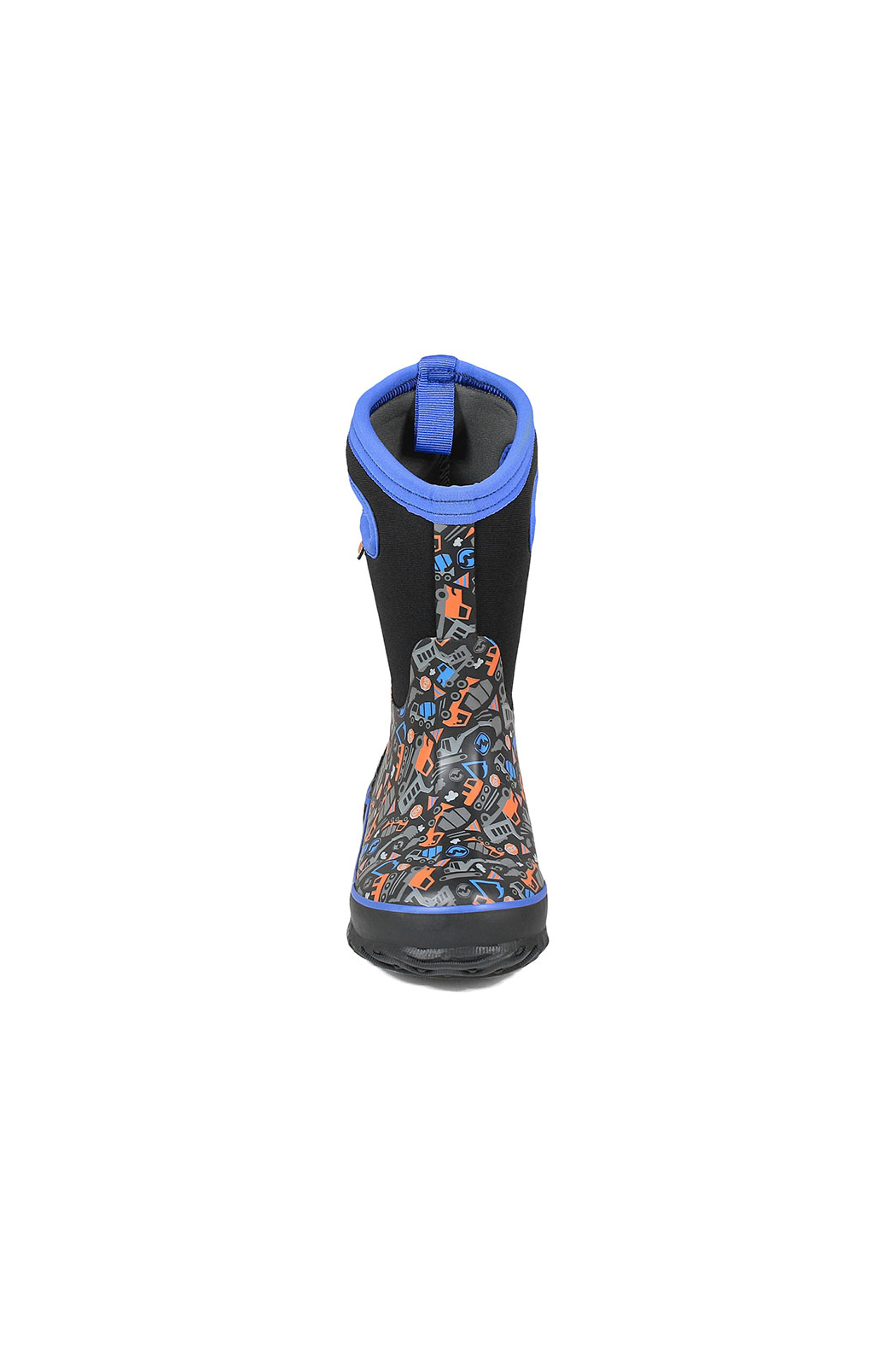 BOGS Classic Construction Kids Insulated Boots - Side Cropped Image