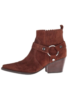 Marc Fisher LTD Classic Cowboy Bootie - Product List Image