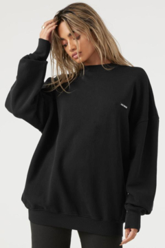 Joah Brown Classic Crew Pullover - Product List Image