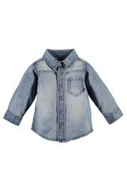 Babyface Classic Denim Shirt - Front cropped