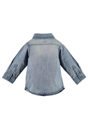 Babyface Classic Denim Shirt - Front full body