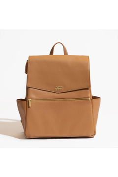 Shoptiques Product: Classic Diaper Bag - Butterscotch