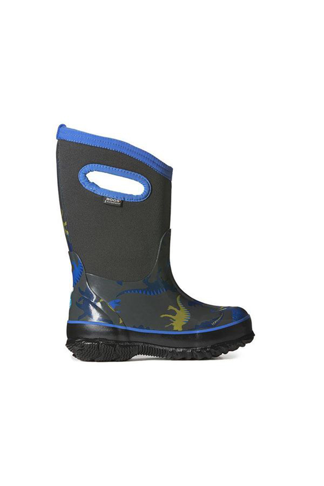 BOGS Classic Dinosaur Kids Insulated Boots - Main Image